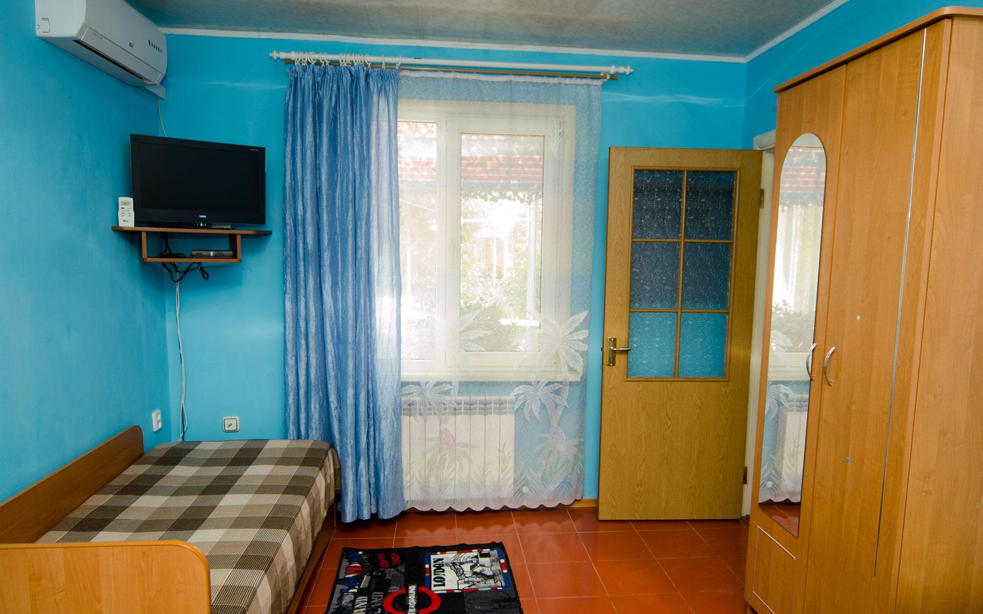 Комната. Квартира 1. 2 квартиры на ул. Гайдара. Заозёрное