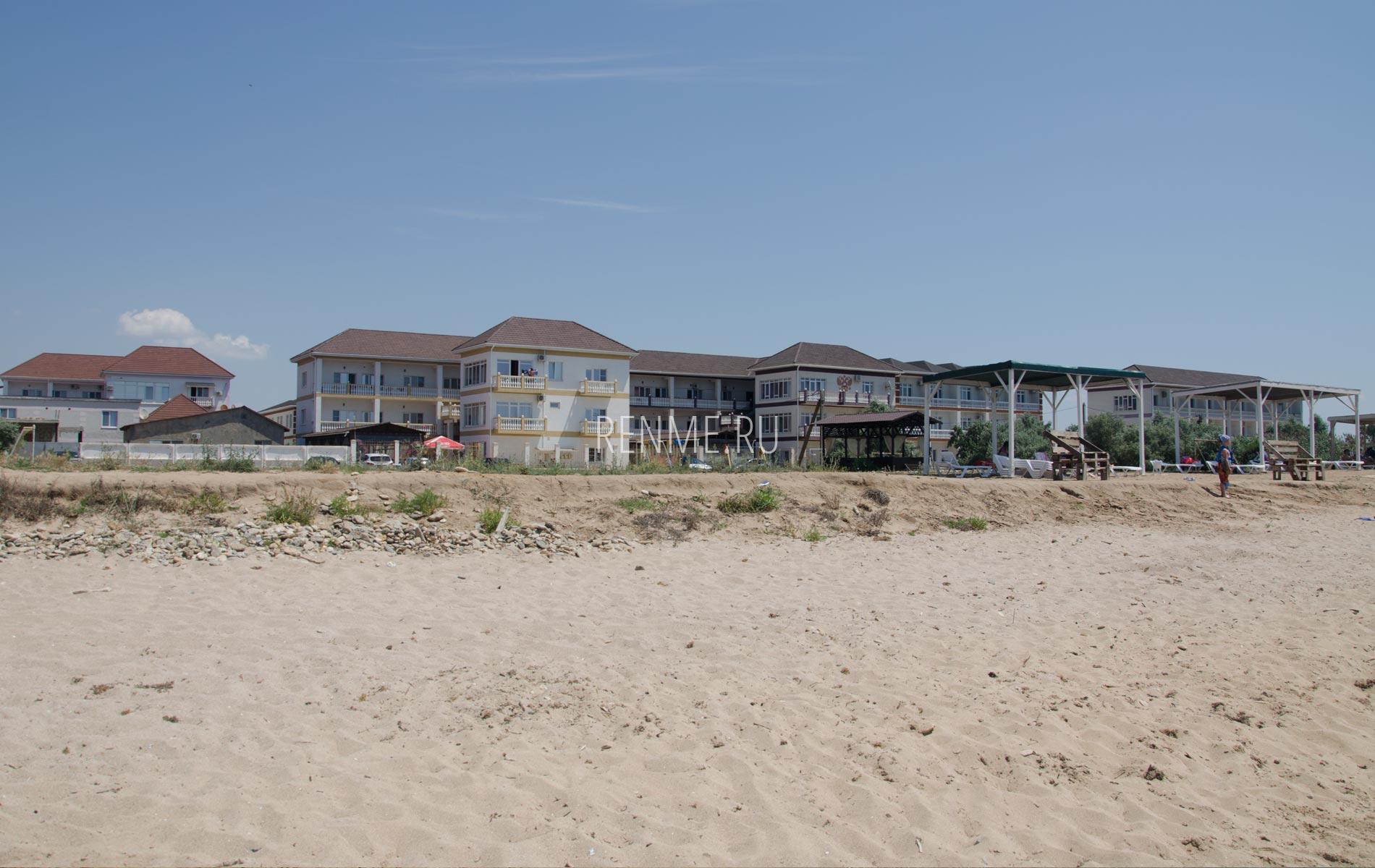 Фото Союз-2004 с пляжа. Фото Заозёрного