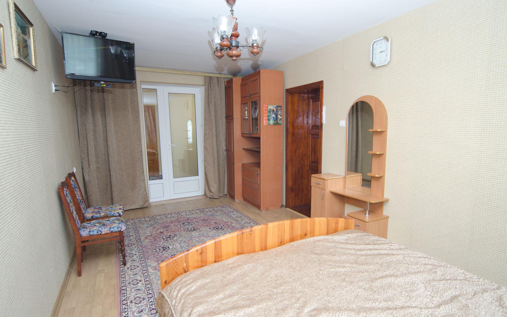 Комната на первом этаже. Дом под ключ на ул. Морской. Дома под ключ Заозёрного