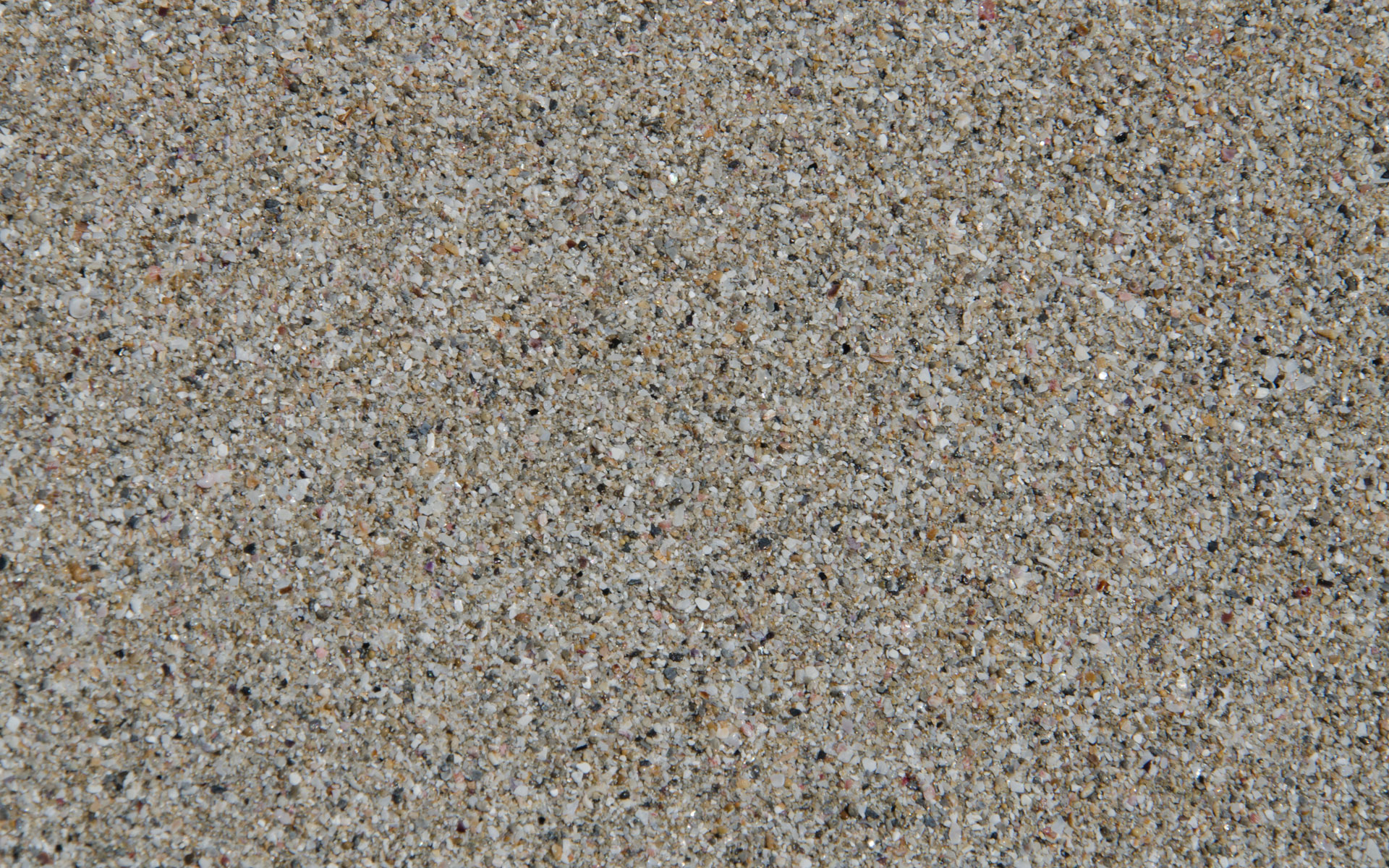 Пляжный песок в Поповке. Фото Поповки