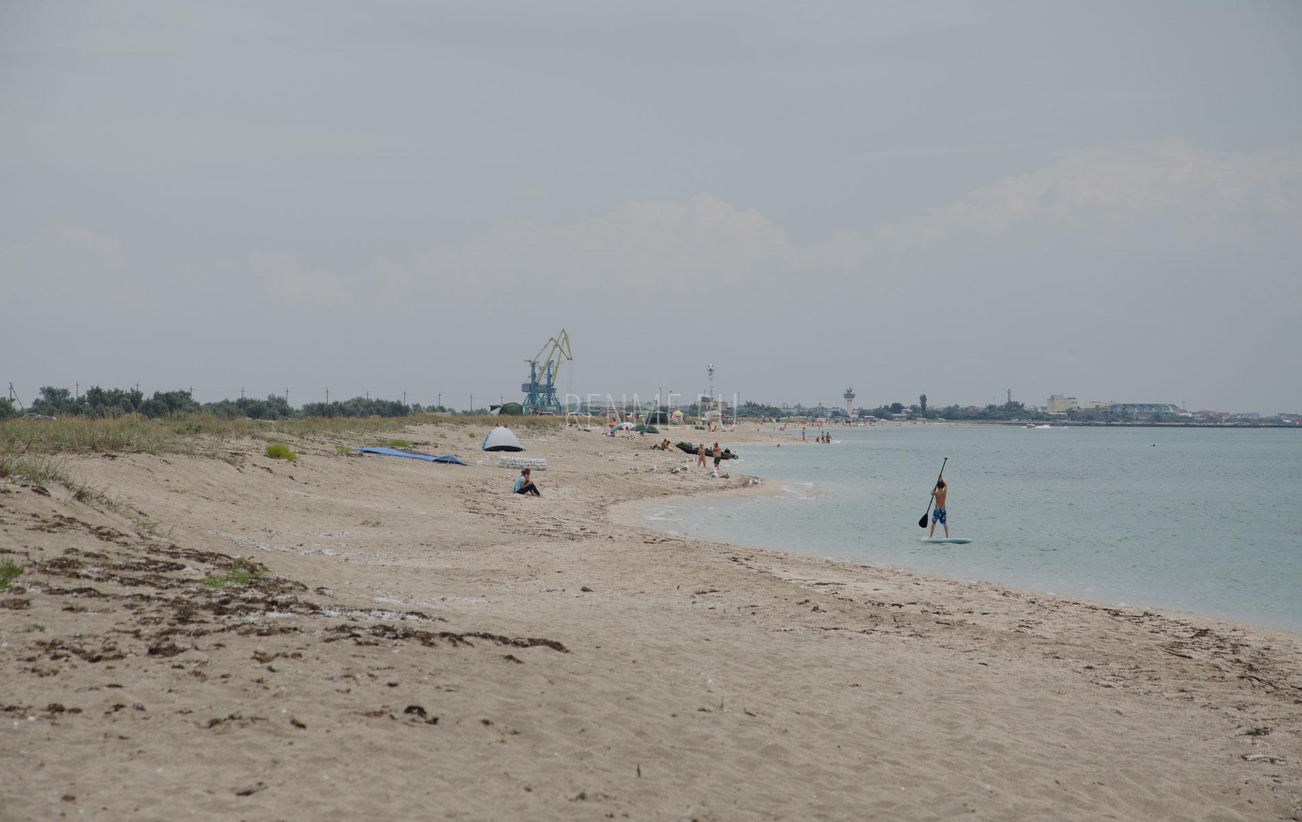 Море и Беляус 2019. Фото Мирного