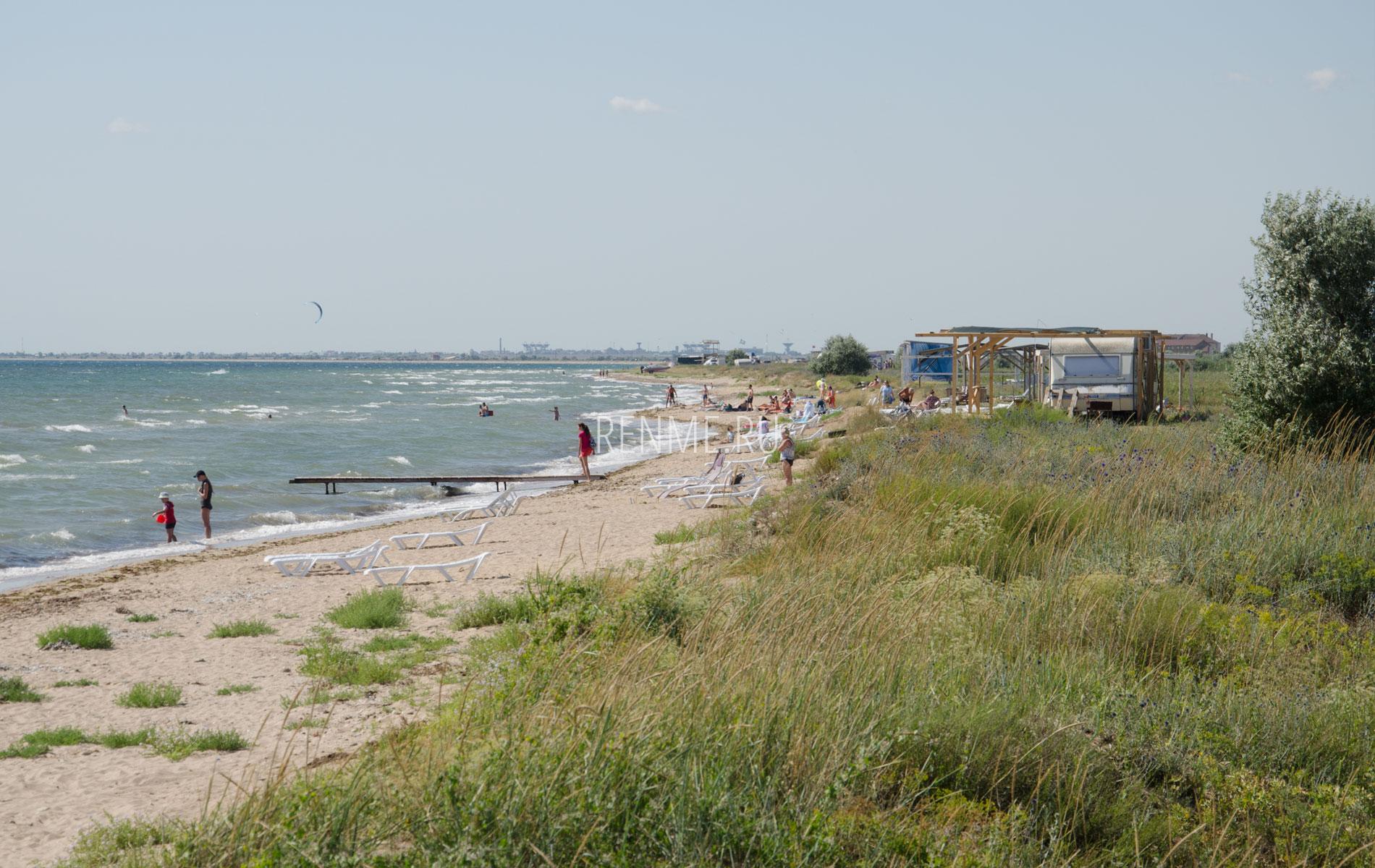 Пляжи Союз-2004. Фото Заозёрного