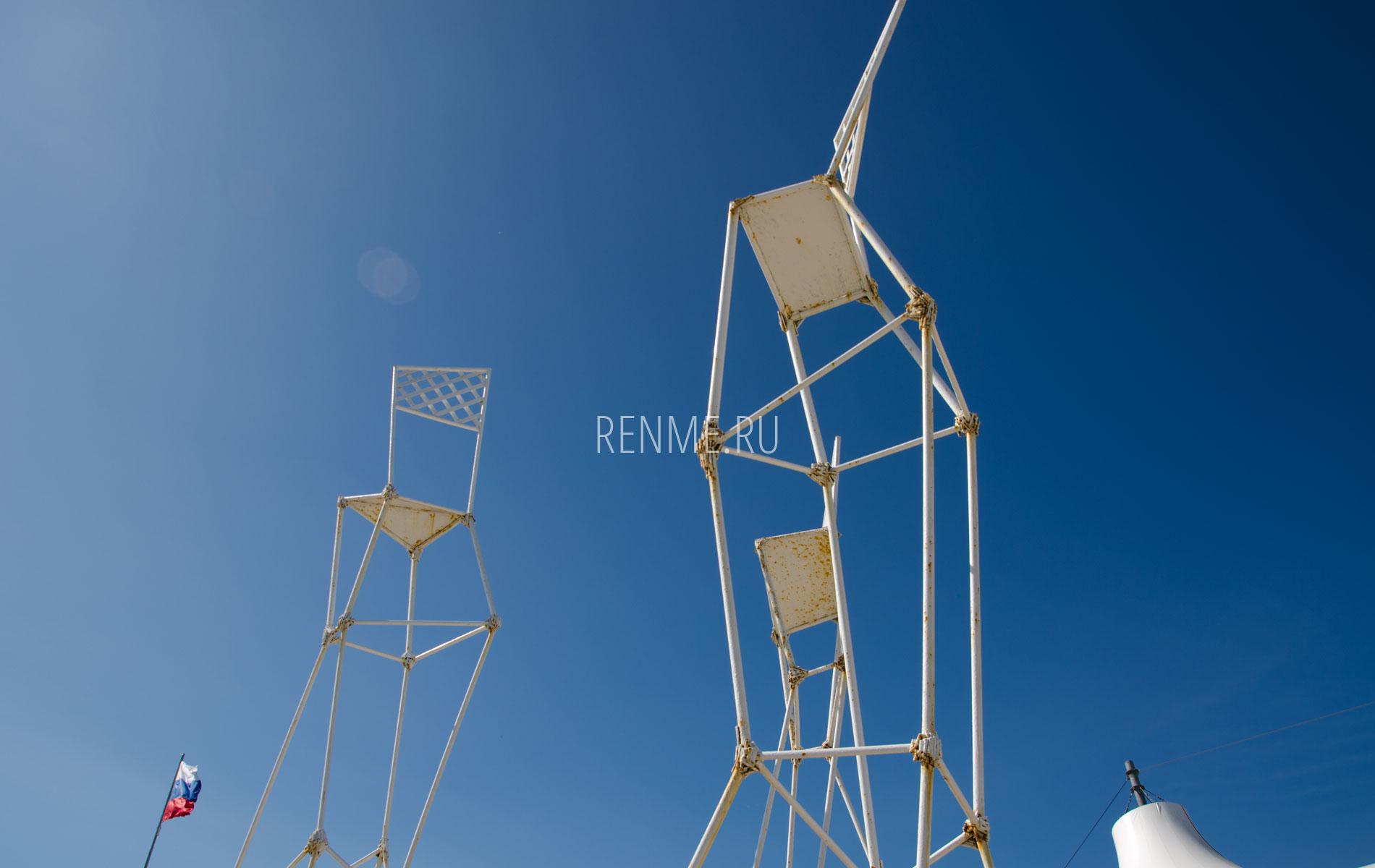 КаZантип стулья. Фото Поповки
