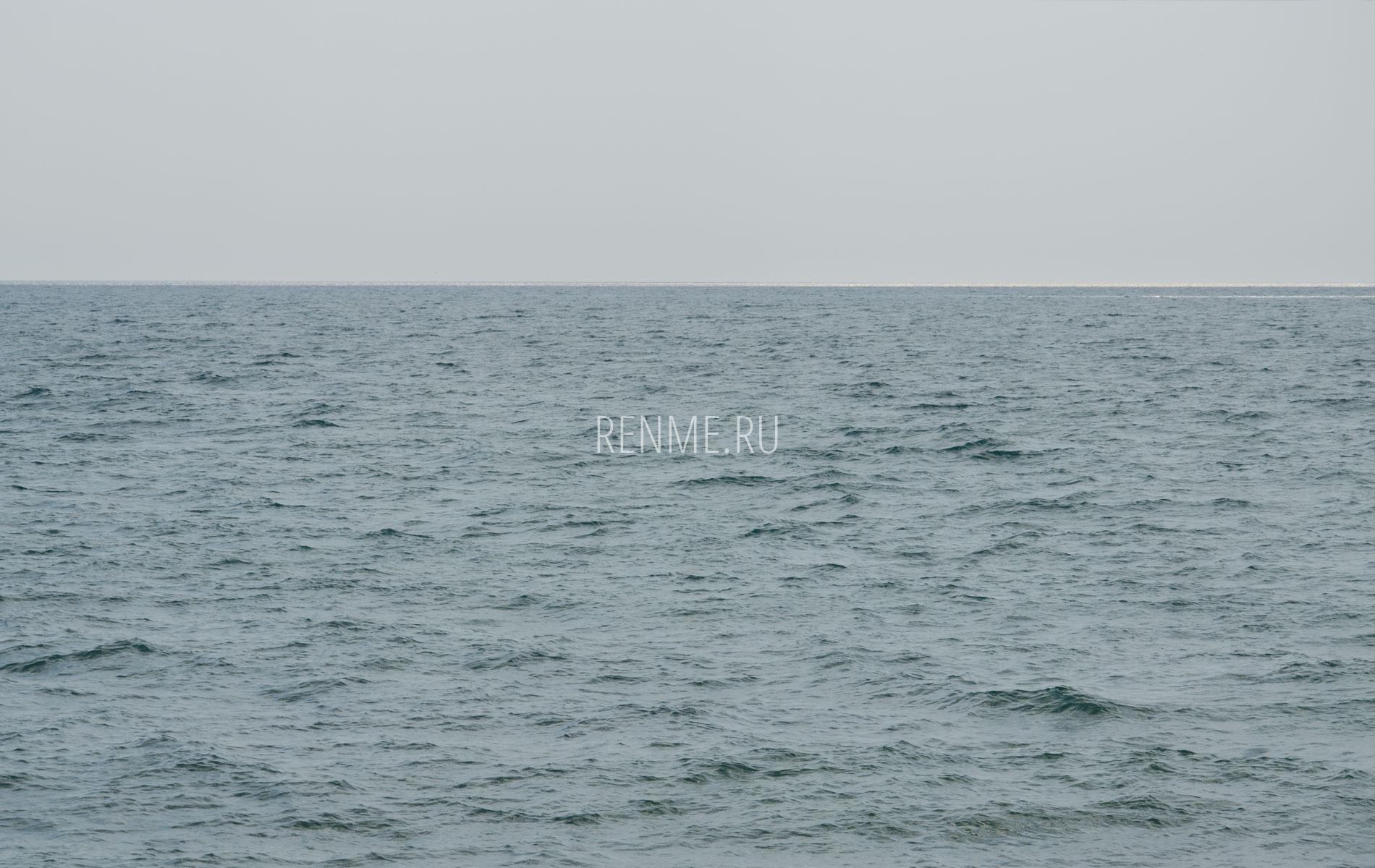 Летнее море в Николаевке. Фото Николаевки