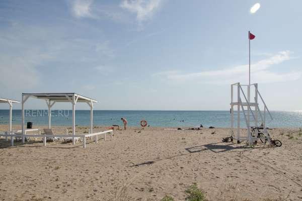 Дельфиний пляж. Пляжи