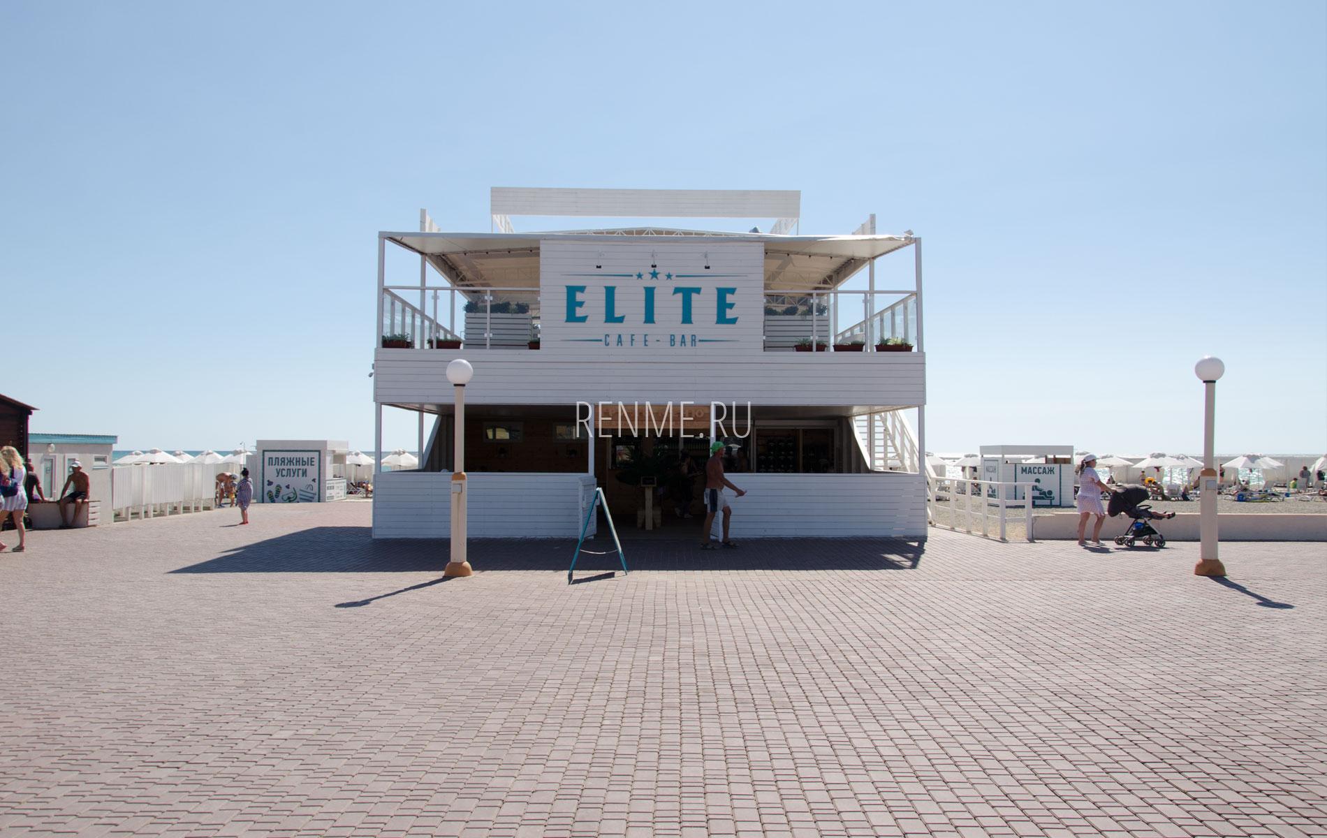 Elite cafe-bar. Фото Новофедоровки