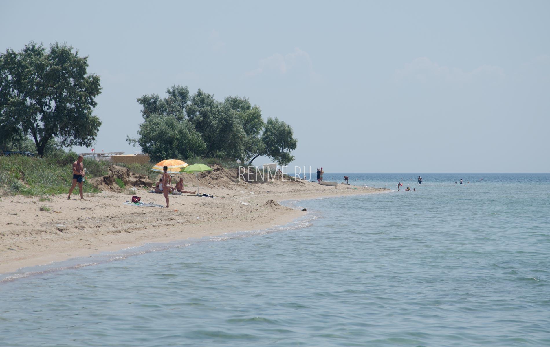Дикое побережье Крыма. Фото Заозёрного