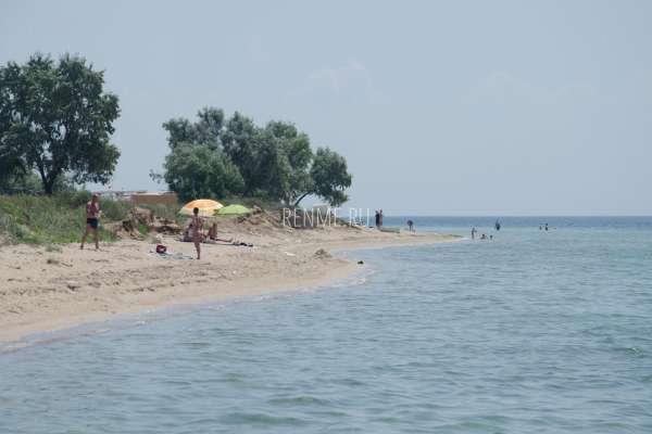 Дикий пляж возле Фотона. Пляжи
