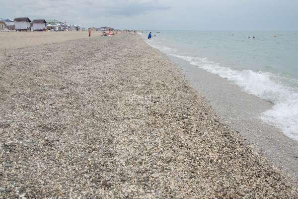 Пляжи Крыма где мало народу в июне. Фото Прибрежного