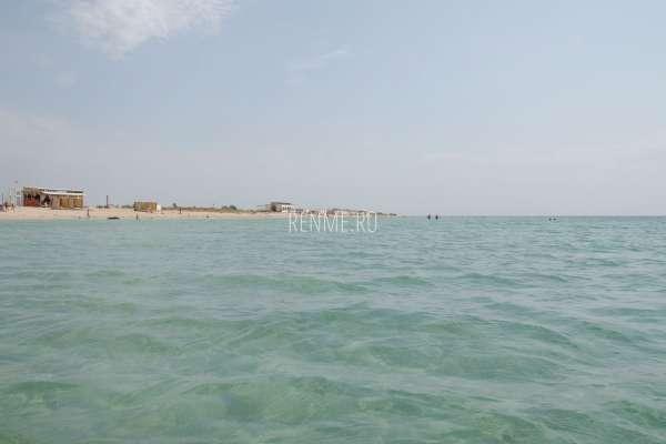 Берег Черного моря (Крым). Фото Заозёрного