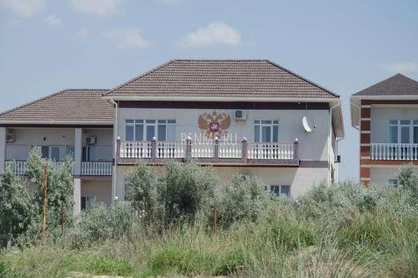 Отели у моря в Заозёрном. Фото Заозёрного