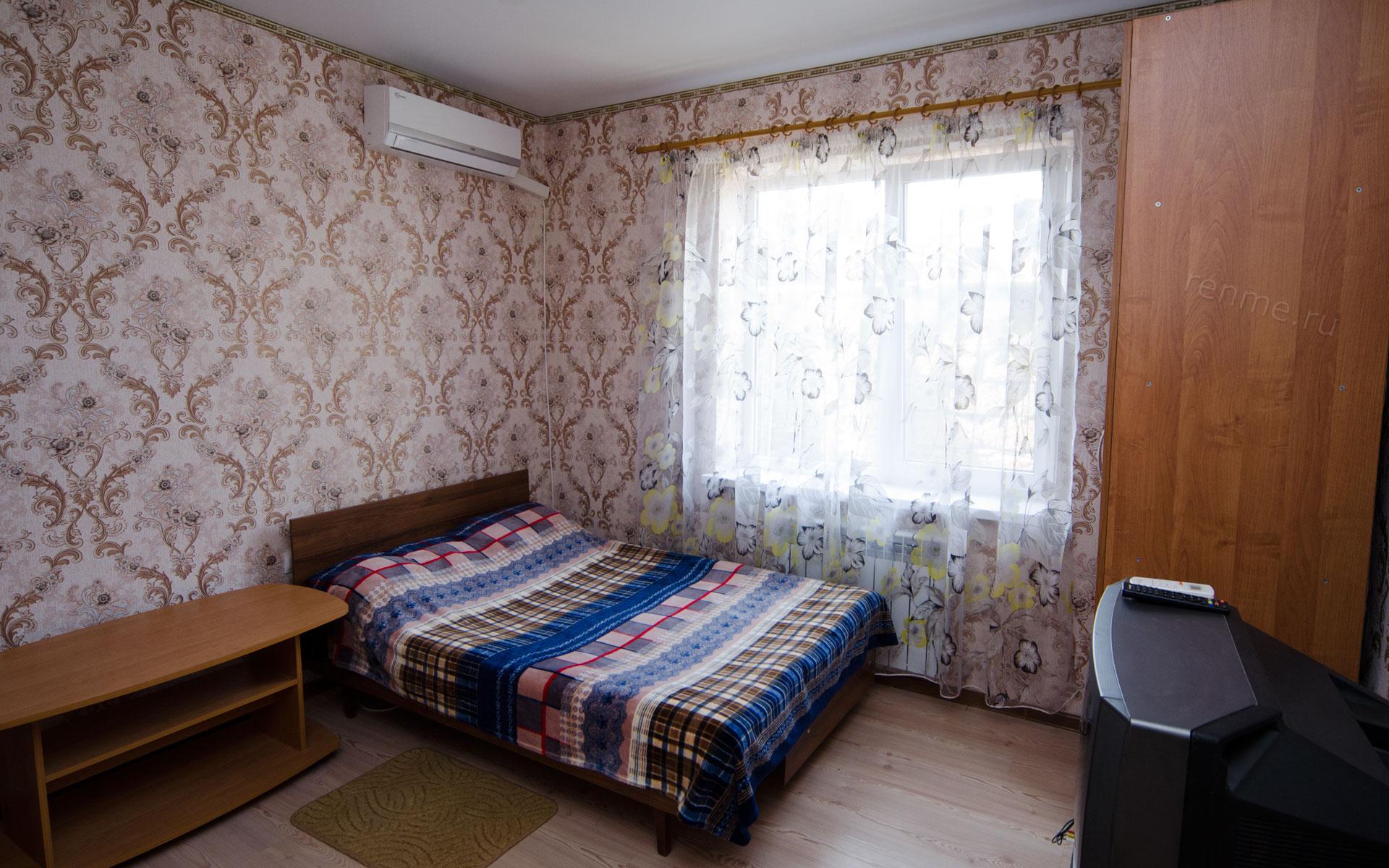 Комната. Однокомнатная квартира. Апарт-отель на ул. Гайдара. Заозёрное