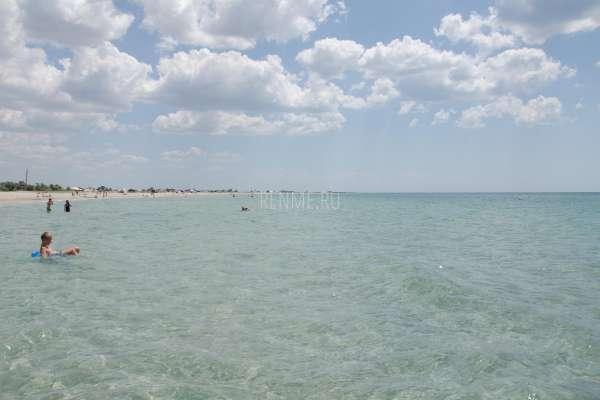 Красивое море в Крыму. Фото Штормового