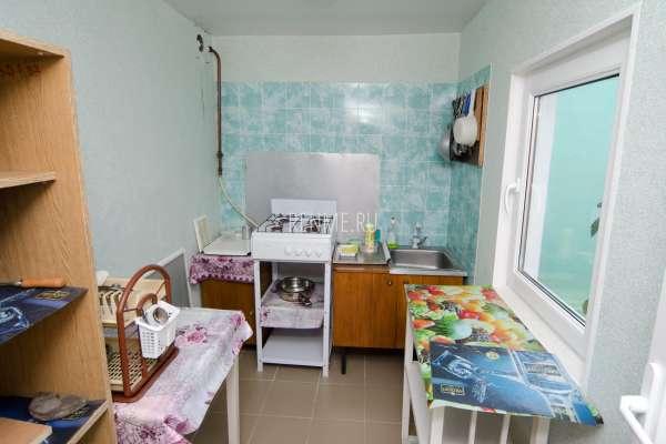 Общая кухня. Фото Заозёрного