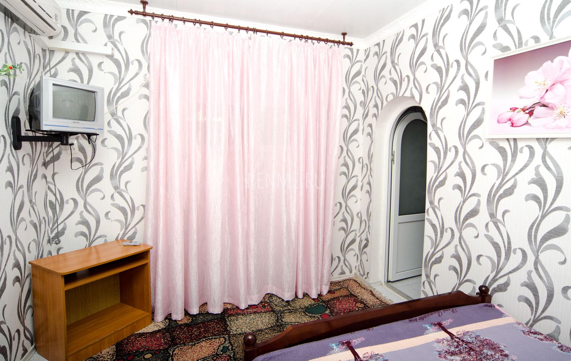 Комната 2. Двухкомнатная квартира. Зеленый дворик. Заозёрное