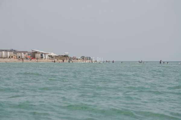 Лучшее море в Крыму. Фото Заозёрного